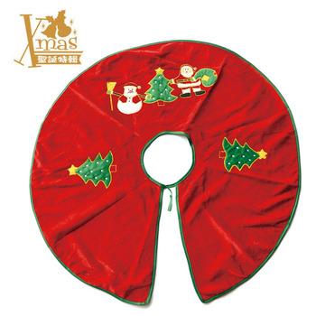 【X mas聖誕特輯2015】85cm 樹裙 W0700630