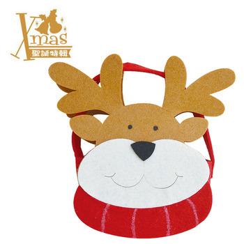 【X mas聖誕特輯2015】麋鹿提袋 W0710120