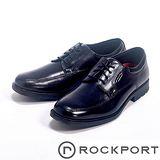 Rockport 都會雅仕系列/ ESSENTIAL DETAILS 綁帶皮鞋男鞋-黑