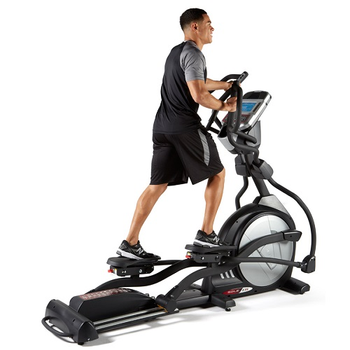 【SOLE 健天母 大葉 高島屋身運動器材系列】∣ 專業升級款橢圓訓練機 E35