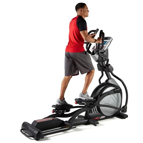 【SOLE 健身運動器材系列】∣ 頂級極限款橢圓訓練機 板橋 遠 百 週年 慶 時間E95