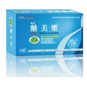 加贈10粒【醣美樂ADR-1益生菌膠囊30粒/瓶】調節血糖認證