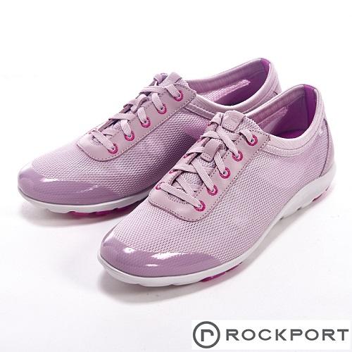 Rockport ^(女^) TRUWALKZERO II零重力勁走透氣休閒女鞋~紫