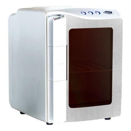 ZANWA晶華 電子行動冰箱/行動冰箱/小冰箱/冷藏箱 CLT-20AS-W
