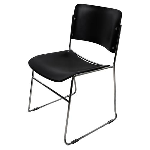 ~Yomei~畢維斯休閒椅餐椅辦公椅 ^(黑色^)