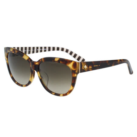 GUESS-時尚迷彩太陽眼鏡(豹紋)
