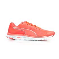 (女) PUMA FAAS 500 V4 PWRWARM WN 慢跑鞋- 登山 螢光橘