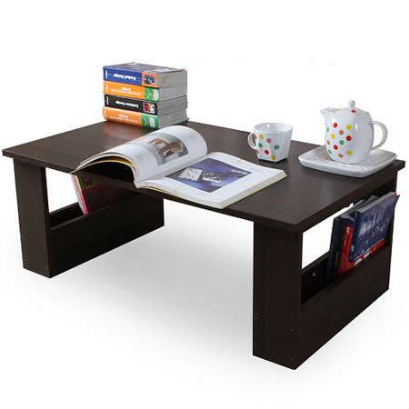 【RICHOME】日式折疊多功能和室書桌(2色)