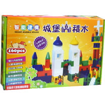 【牛津家族】智能建構城堡積木(附造型範例) A152129