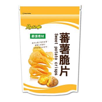 卡滋番薯脆片150g