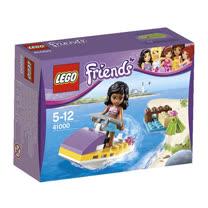 【LEGO樂高積木】Duplo得寶公主系列-快艇玩樂 LT 41000