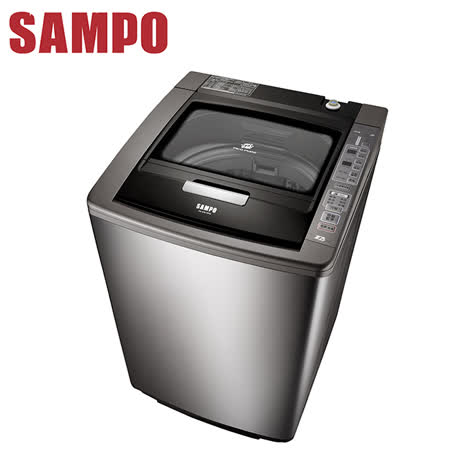 SAMPO聲寶 15公斤變頻好取式洗衣機ES-ED15PS(S1)送安裝+特福鍋具6件組