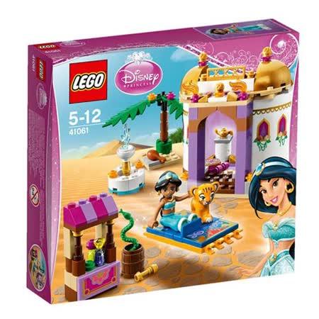 【LEGO樂高積木】Duplo得寶系列-茉莉公主的異國宮殿 LT 41061