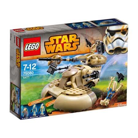 【LEGO樂高積木】Star Wars星際大戰系列-AAT 裝甲強襲坦克 LT 75080