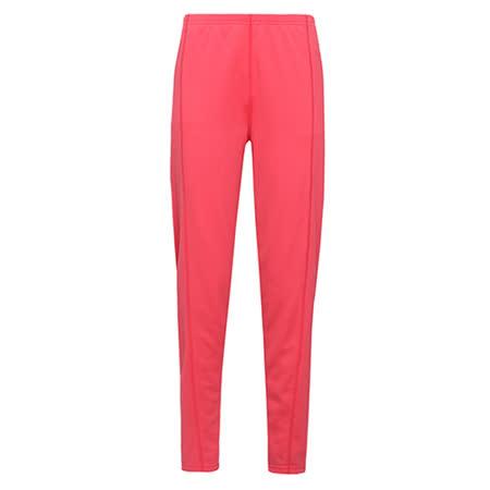 【hilltop山頂鳥】女款TORAY保暖吸濕快乾衛生褲H57F40-紅
