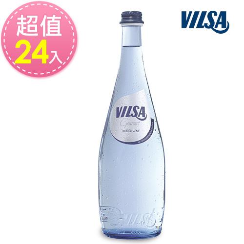 Vilsa 德國維爾薩氣泡水^(750mlx24瓶^)
