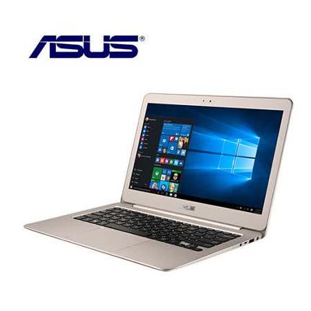 【福利品】ASUS 華碩 UX305LA  i5-5200U 13.3吋QHD 256SSD W10 超輕薄筆電(金色)