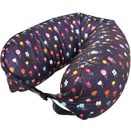 《DQ》扣式顆粒護頸枕(台北 統一 阪急 百貨花園)