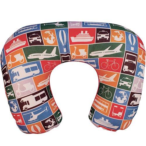 《D寶 慶 遠 百 週年 慶Q》好拆洗充氣枕(交通工具)