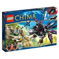 【LEGO樂高積木】Chima神獸傳奇系列-魔盜鴉 Razar 追擊 LT 70012