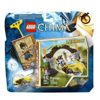 【LEGO樂高積木】Chima神獸傳奇系列-叢林之門陣 LT 70104