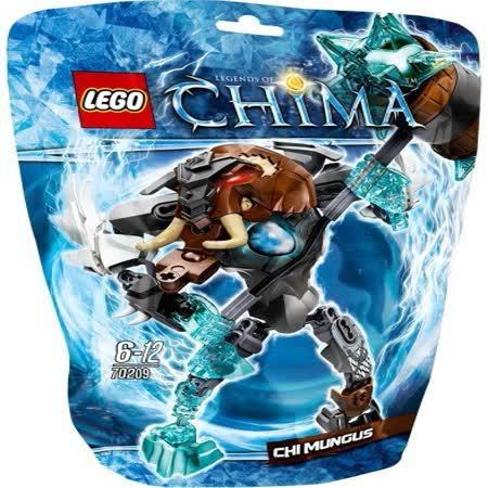 【LEGO樂高積木】Chima神獸傳奇系列-氣能量大鈍象 LT 70209