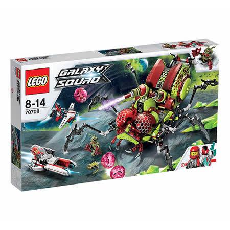 【LEGO樂高積木】Star Wars星際大戰系列-蜂房巨型爬蟲 LT 70708