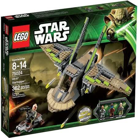 【LEGO樂高積木】Star Wars星際大戰系列-HH-87 Starhopper LT 75024