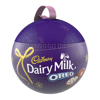 Cadbury 奧利奧巧克力球 126g