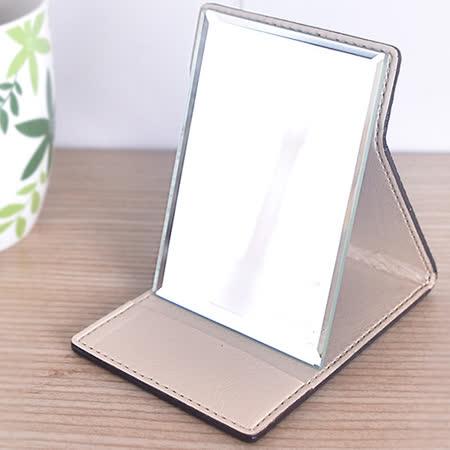 【凱堡】伊甸花園化妝鏡/摺疊鏡/桌鏡(小型10x7)