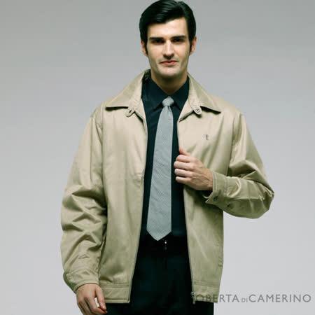 ROBERTA諾貝達  超值嚴選 內裡舖棉夾克外套 棕褐色