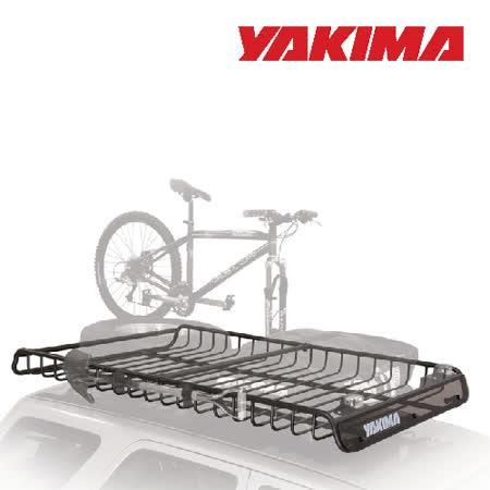【YAKIMA】MEGA WARRIOR 終極戰士車頂行李盤置物籃 (含安裝)