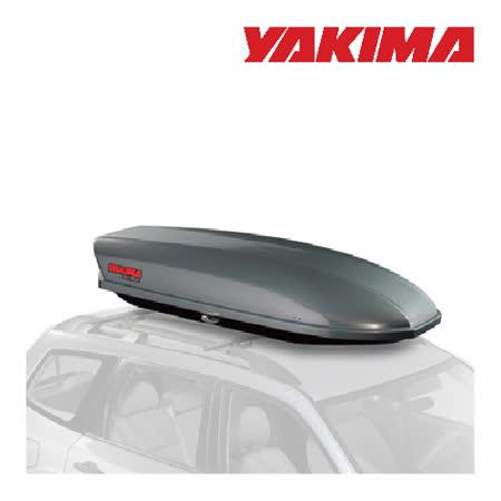 【YAKIMA】SKYBOX PRO 16S 鈦金屬色車頂行李箱 (含安裝)