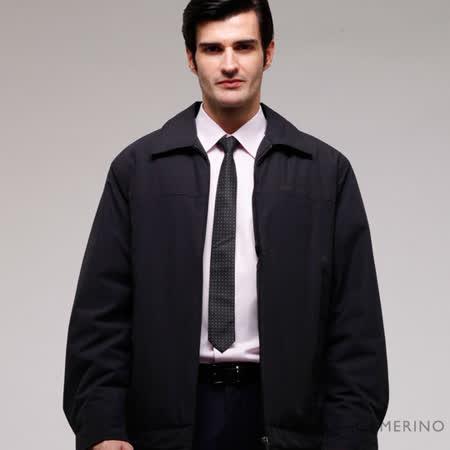 ROBERTA諾貝達  超值嚴選 內裡舖棉夾克外套  黑色