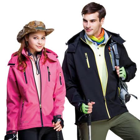 【SPAR】附帽子四面彈性保暖外套(男SP6171A、女SP7134A)