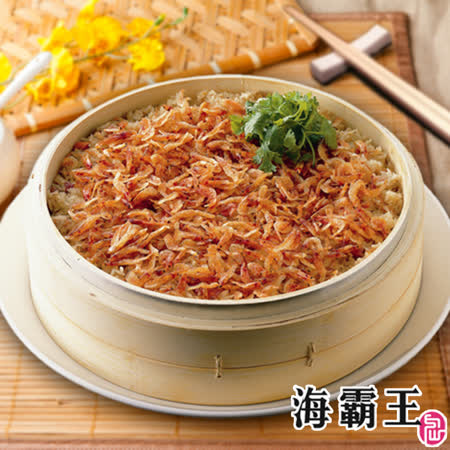 【海霸王】櫻花蝦米糕(1000g/盒)