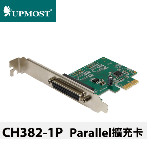 登昌恆 UPMOST CH382-1P PCI-e 擴充卡