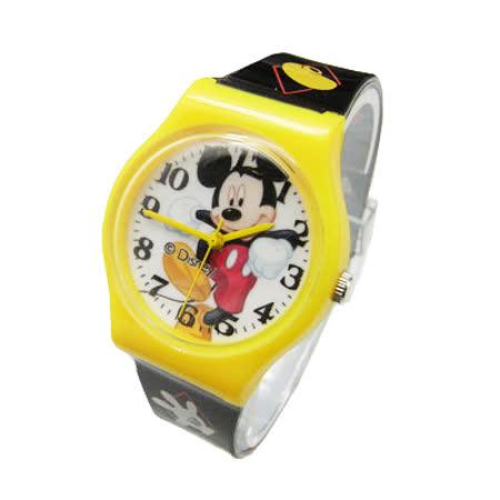 【Disney迪士尼】卡通錶(大)-淘氣米奇