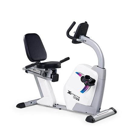 【Xterra 健身運動器材系列】∣ 人氣魅力款斜躺式健身車 SB3.5