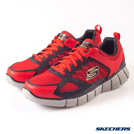 SKECHERS (男) 運動系列Equalizer2.0 - 51532RDBK