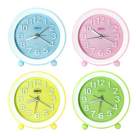 【LIBERTY】中型立體字粉彩鬧鐘