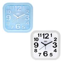 【LIBERTY】大型立體字粉彩靜音鬧鐘