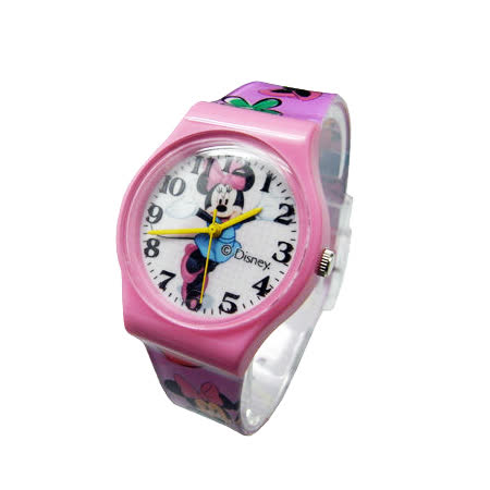 【Disney迪士尼】卡通錶(大)---俏麗米妮