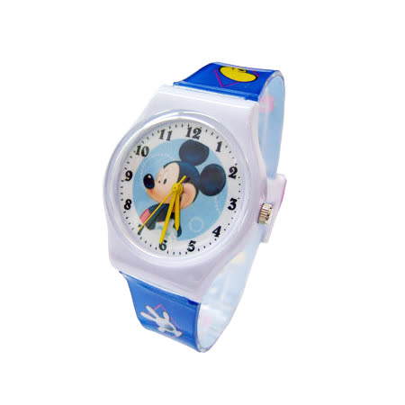 【Disney迪士尼】卡通錶(大)---活潑米奇