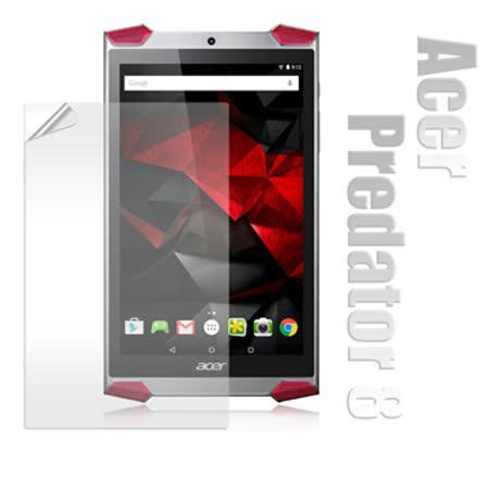 Monia Acer Predator 8 / GT-810 8吋 高透光亮面耐磨保護貼 保護膜