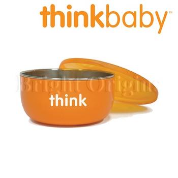 美國 Thinkbaby 無毒不鏽鋼寶貝湯碗(深碗)