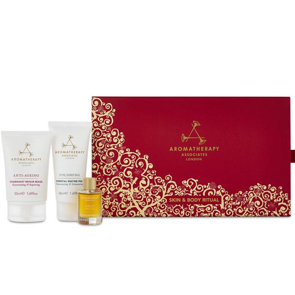 【AA】極致亮顏護膚禮盒 (Aromatherapy Associates)
