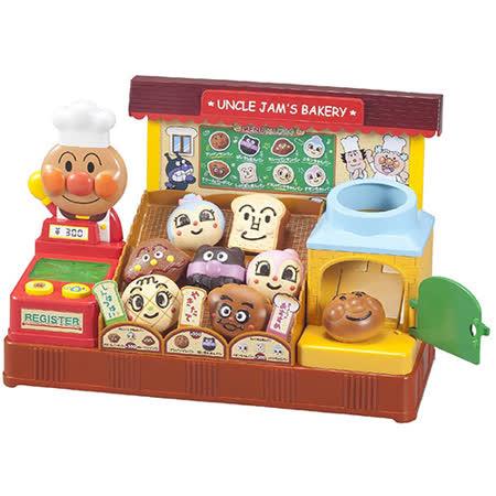 《 麵包超人 》ANP麵包店玩具
