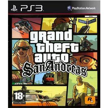PS3 俠盜獵車手-聖安地列斯 亞洲英文版