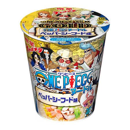 日本明星 海賊王-海鮮杯麵73g